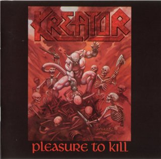 Kreator - Pleasure To Kill & Flag Of Hate (1986)
