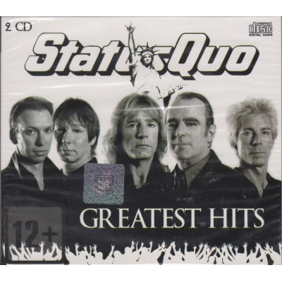 Status Quo - Greatest Hits (2cd, digipak)