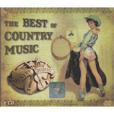 Сборник - The Best Of Country Music (2cd, digipak)