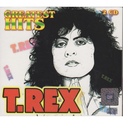 T. Rex - Greatest Hits (2cd, digipak)