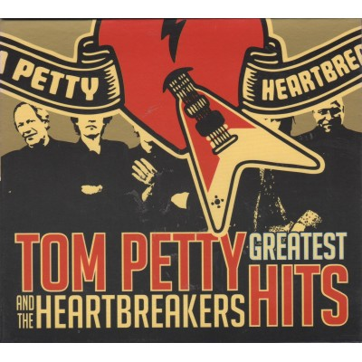 Tom Petty - Greatest Hits (2cd, digipak)