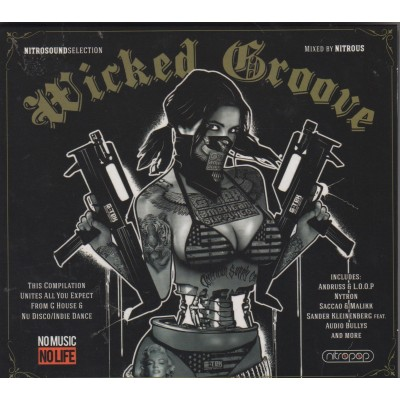 Сборник – Wicked Groove (2cd, digipak)