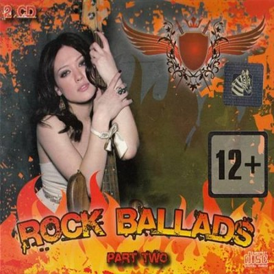 Сборник - Rock Ballads Vol.2 (2 CD) (digipak)