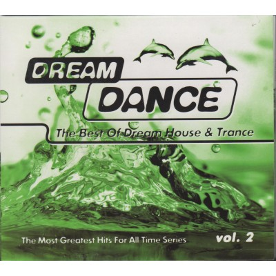 Сборник – Dream Dance Vol. 2 (2cd, digipak)
