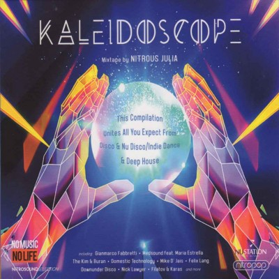 Сборник – Kaleidoscope (2cd, digipak)