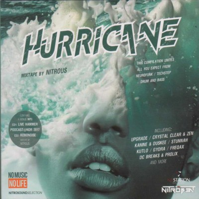 Сборник – Hurricane (2cd, digipak)