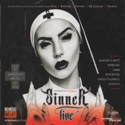 Сборник – Sinner Live (2cd, digipak)