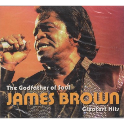 James Brown – Greatest Hits (2CD, digipak)
