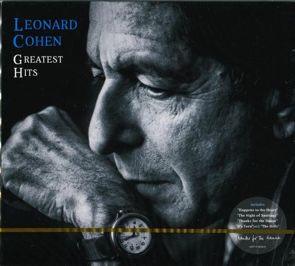 Leonard Cohen - Greatest Hits (2cd, digipak) (2020)