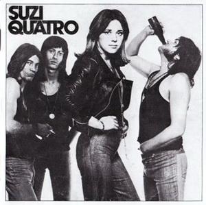 Suzi Quatro – Suzi Quatro (1973)