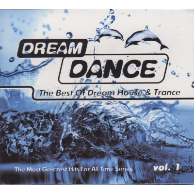 Сборник – Dream Dance Vol. 1 (2cd, digipak)