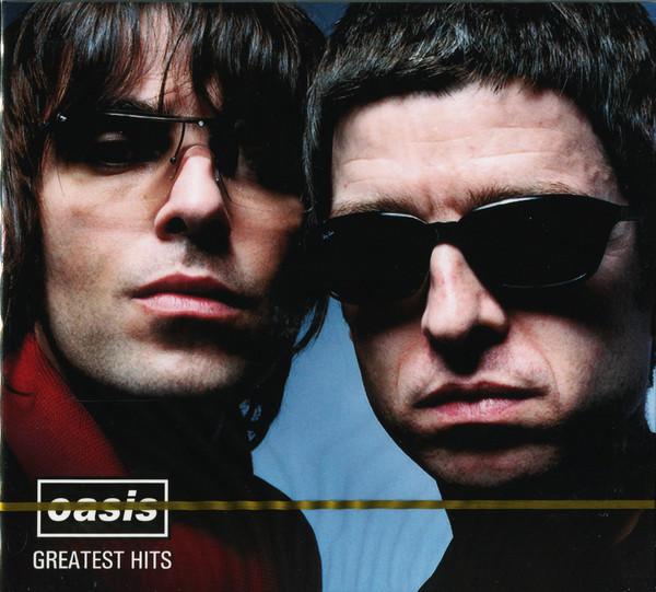 Oasis - Greatest Hits (2cd, digipak) (2020)