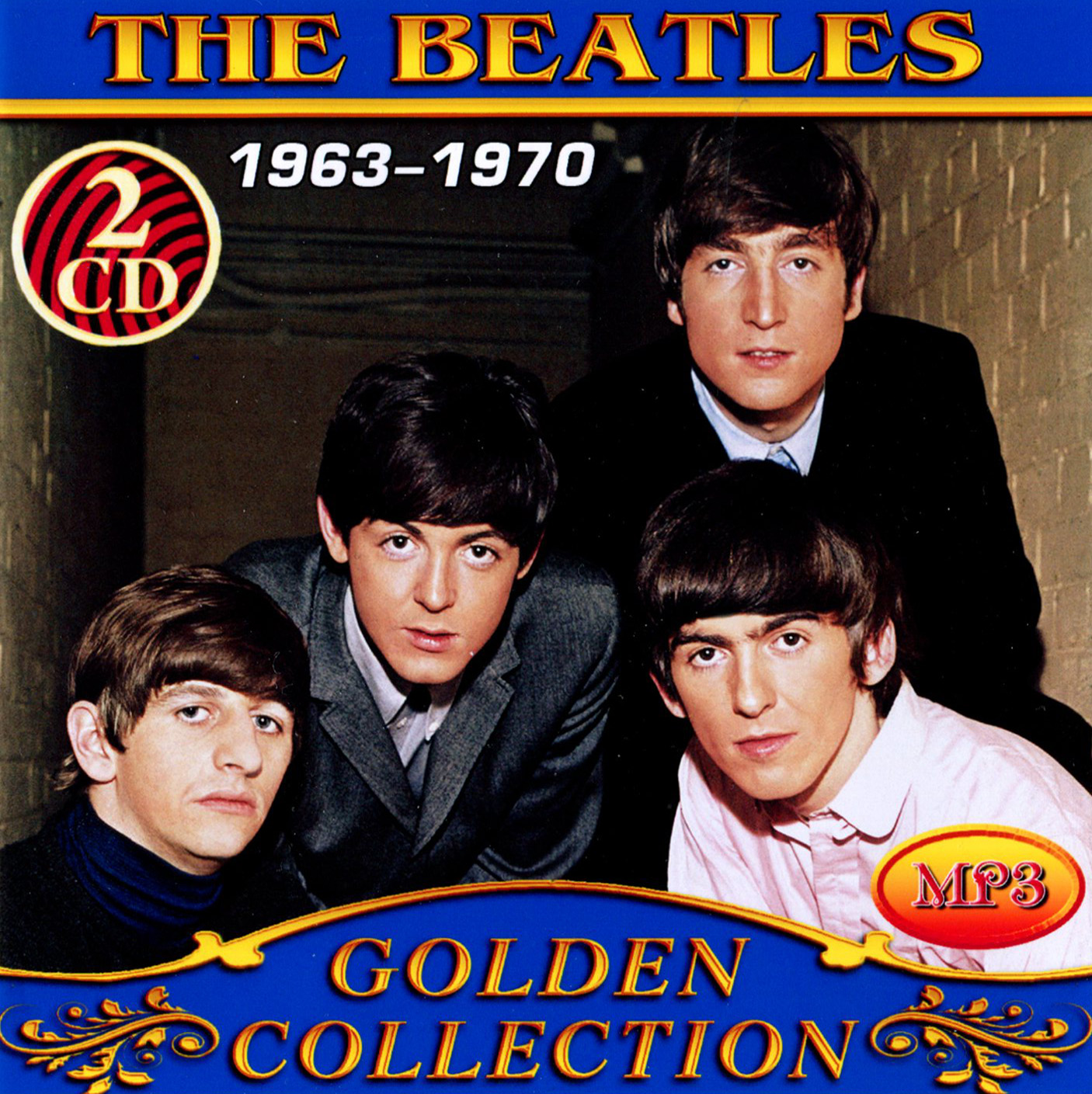 The Beatles 2cd [mp3]