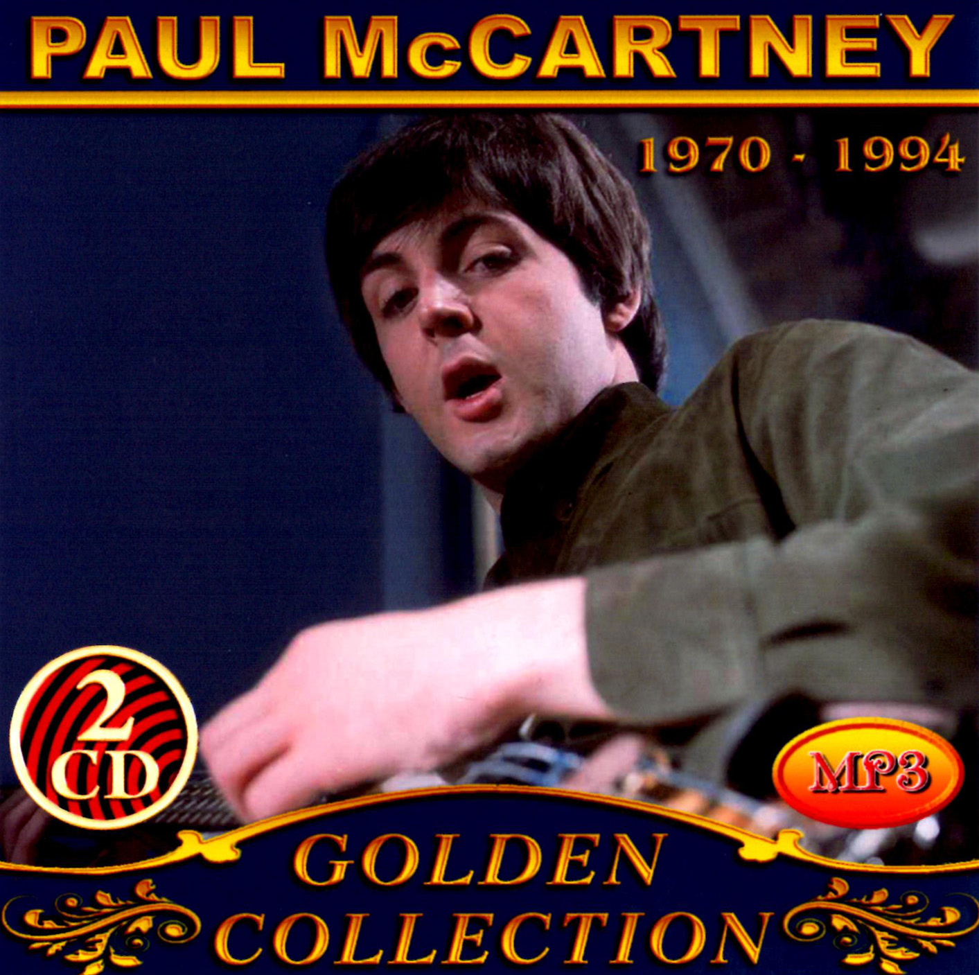 Paul McCartney 1ч 2cd [mp3]
