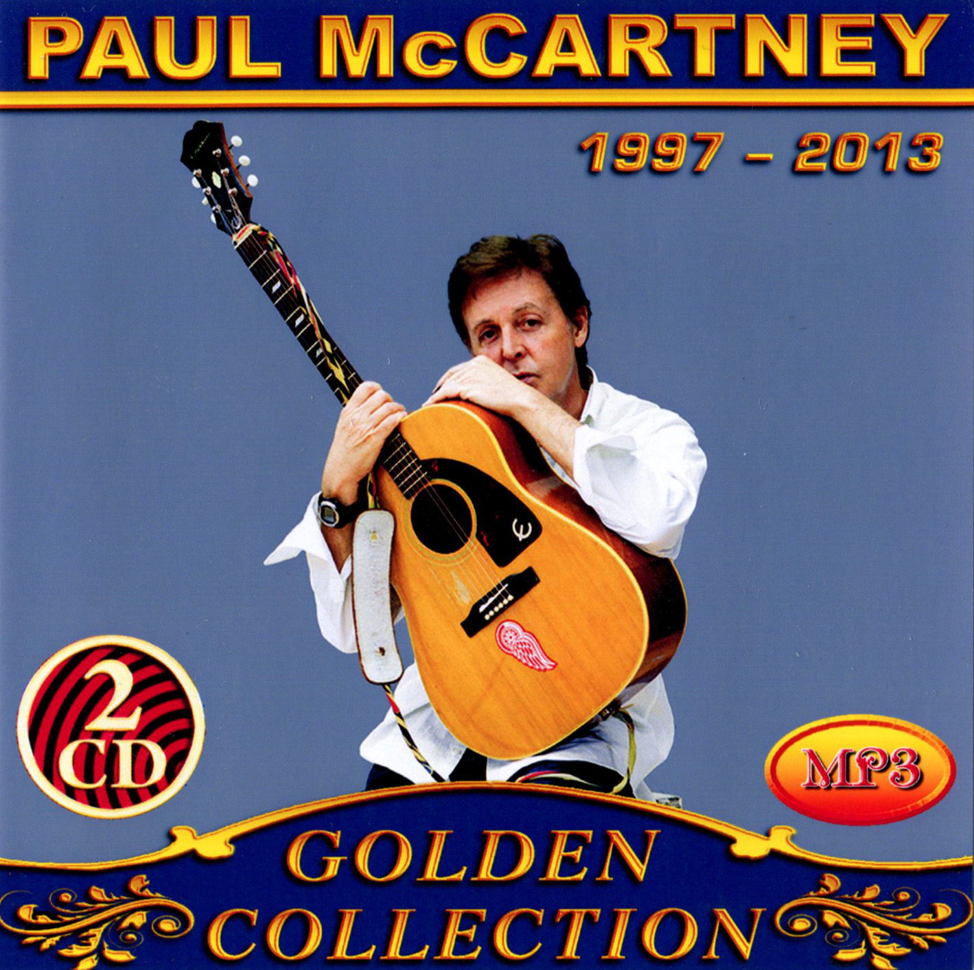 Paul McCartney 2ч 2cd [mp3]