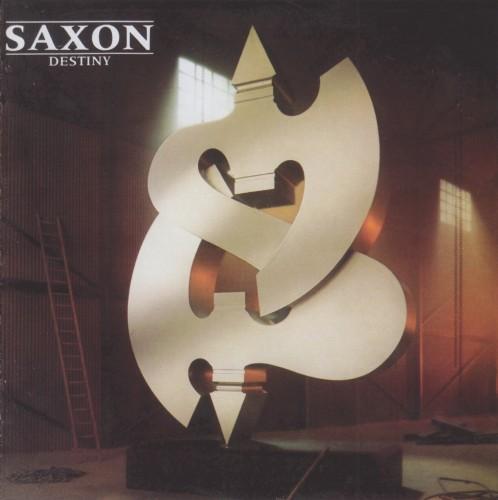 Saxon - Destiny (1988)