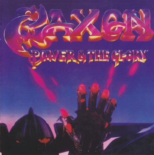 Saxon - Power And The Glory (1983)