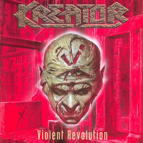 Kreator - Violent Revolution (2001)