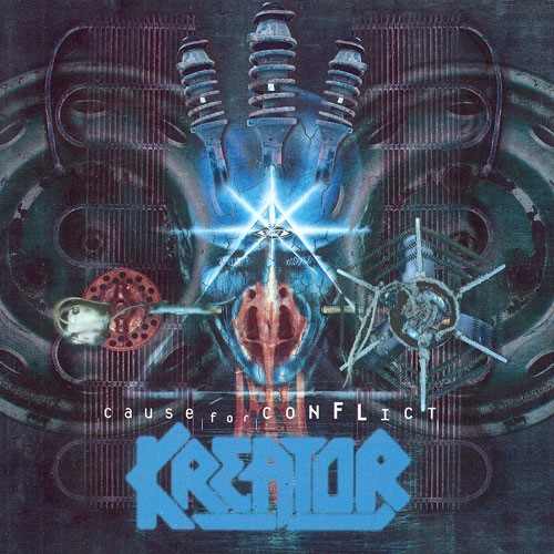 Kreator - Cause For Conflict (1995)