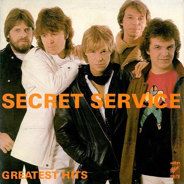 Secret Service - Greatest Hits (Vinyl, LP)