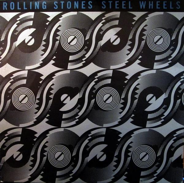 Rolling Stones - Steel Wheels (Vinyl, LP)
