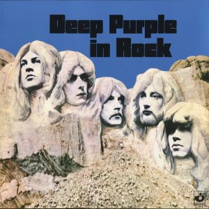Deep Purple ‎– Deep Purple In Rock (Vinyl, LP)