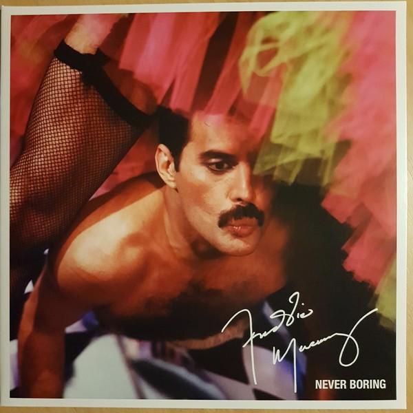 Freddie Mercury - Never Boring (Vinyl, LP)