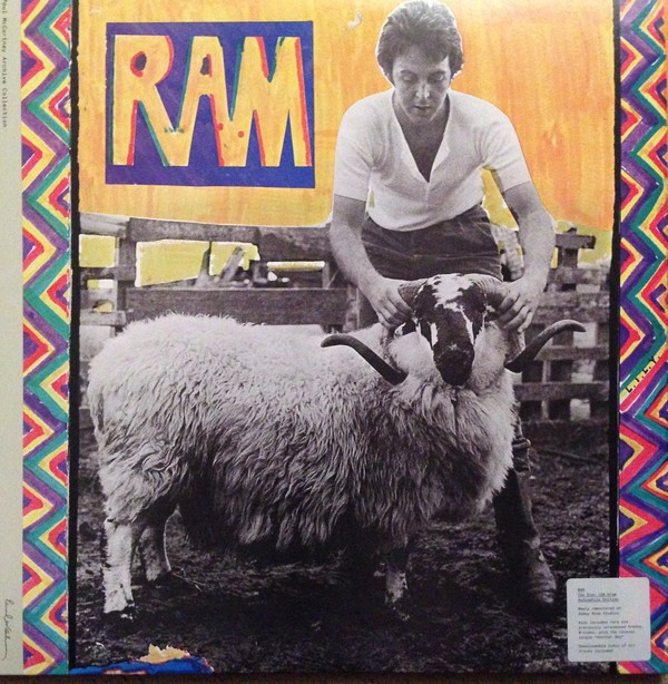 Paul & Linda McCartney - Ram (Vinyl, LP)