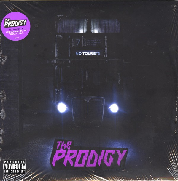 The Prodigy - No Tourists (Vinyl, LP)