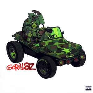 Gorillaz – Gorillaz (Vinyl, LP)