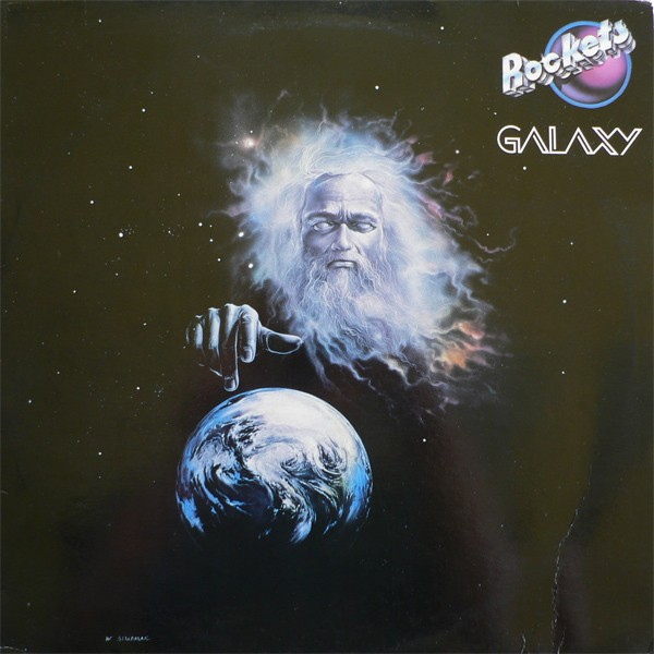 Rockets - Galaxy (Vinyl, LP)