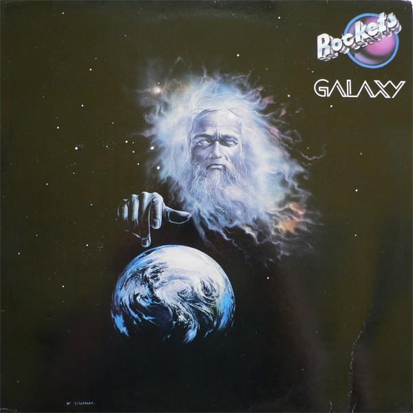 Rockets - Galaxy (Vinyl, LP)