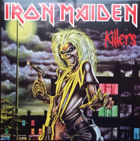 Iron Maiden - Killers (Vinyl, LP)