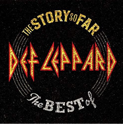 Def Leppard ‎– The Story So Far: The Best Of (Vinyl, LP)