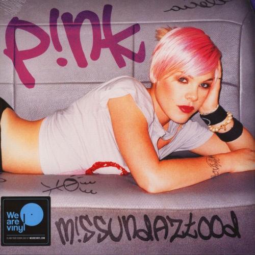 P!NK - M!ssundaztood (Vinyl, LP)