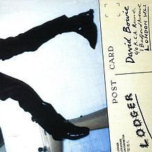David Bowie - Lodger (Vinyl, LP)