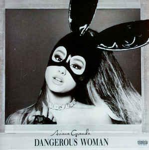 Ariana Grande - Dangerous Woman (Vinyl, LP)