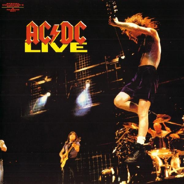 AC/DC - Live (Vinyl, LP)