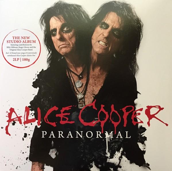 Alice Cooper - Paranormal (Vinyl, LP)