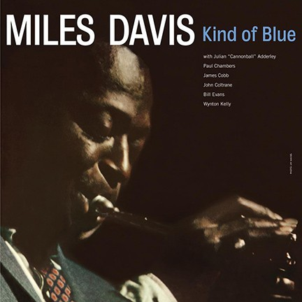 Miles Davis - Kind Of Blue (Vinyl, LP)