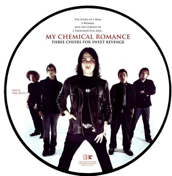 My Chemical Romance - Three Cheers For Sweet Revenge (Vinyl, LP)