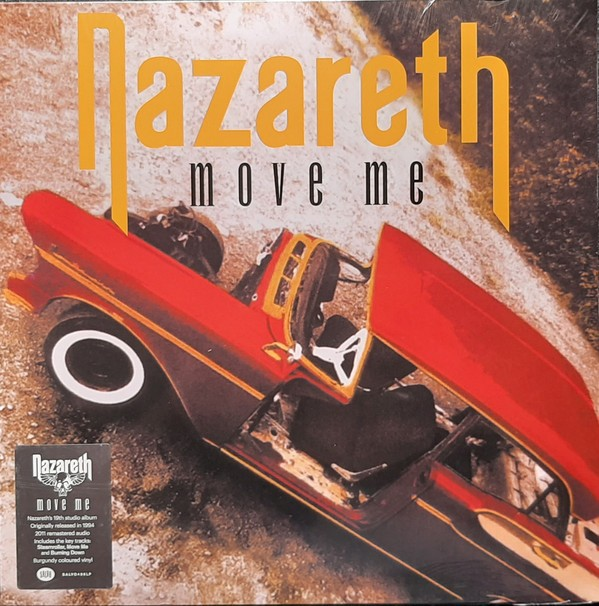 Nazareth - Move Me (Vinyl, LP)