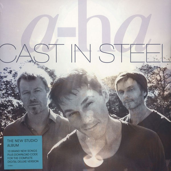 a-ha - Cast In Steel (Vinyl, LP)