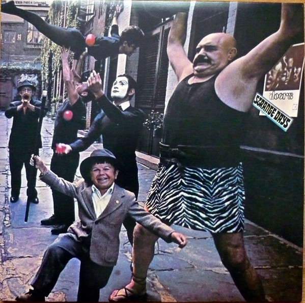 The Doors - Strange Days (Vinyl, LP)