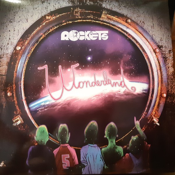 Rockets - Wonderland (Vinyl, LP)