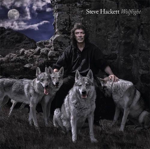 Steve Hackett - Wolflight (Vinyl, LP)