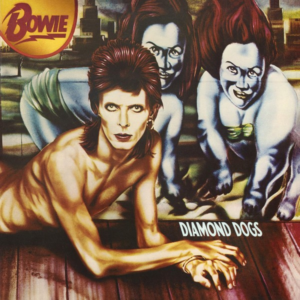 Bowie - Diamond Dogs (Vinyl, LP)