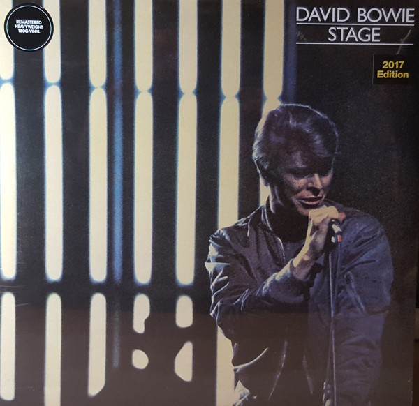David Bowie - Stage (Vinyl, LP)