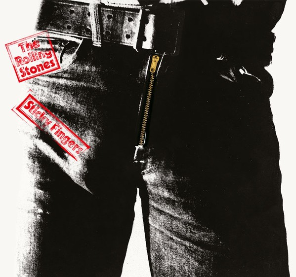 The Rolling Stones - Sticky Fingers (Vinyl, LP)