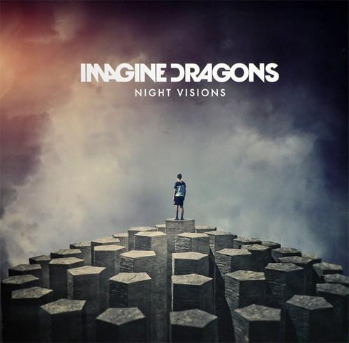 Imagine Dragons - Night Visions (Vinyl, LP)